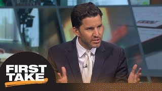 Will Cain doesn't see the incentive for the Steelers to lock down Le'Veon Bell | First Take | ESPN