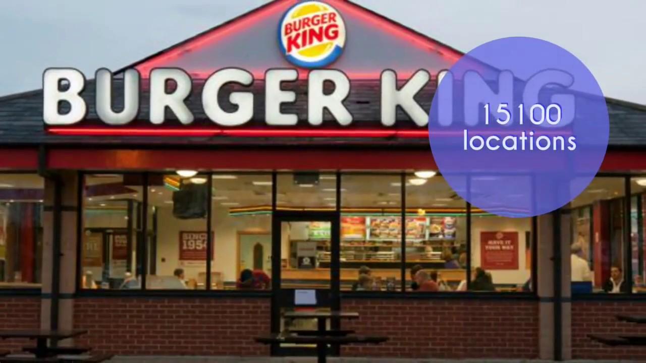 Top 10 Fast Food Restaurants 2017