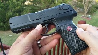 Ruger P345 Precision Kit - 400 FPS BB Gun Unboxing Review - Shooting test
