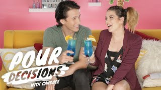 How to Break Up (but Nicely) With Aaron Burriss | Pour Decisions With Candace