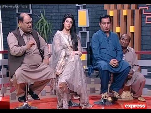 Khabardar with Aftab Iqbal 7 July 2016 - Eid Special with Khabardar Team