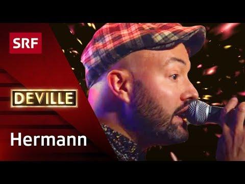 Auftritt von Hermann - #deville