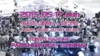 Body & SOUL Live in JAPAN 2015 Teaser Movie