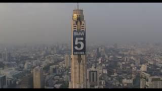 DJI INSPIRE 2 X5S @ BMW 5 SERIES