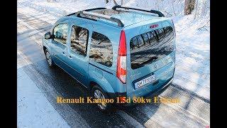 renault Kangoo 1.5d 80kw Extrem короткий осмотр авто с Европы. Автоимпорт