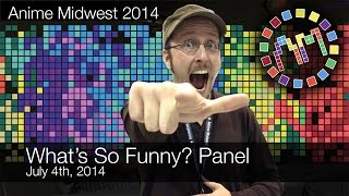 Anime Midwest 2014 - What