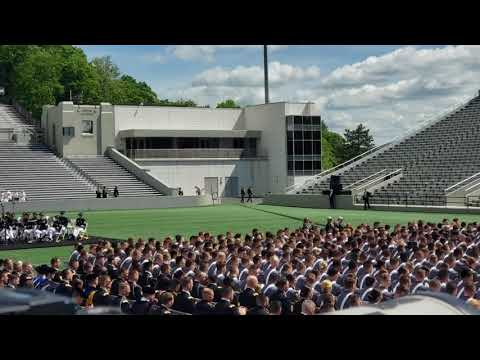 Vice President Mike Pence At West Point Graduation