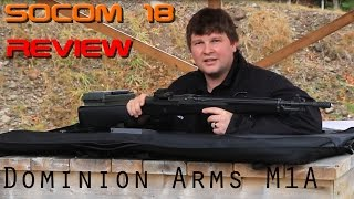Dominion Arms Socom 18 Review