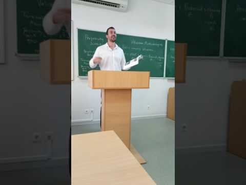 Investment Banking University - Kyiv Mohyla Academy Guest Professorship II