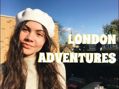 ADVENTURES IN LONDON! MODEL OFF DUTY // HANNAHWORTHANDERSON