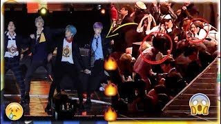 BTS SMA Performance Give TWICE, SEVENTEEN Fans Heart Attack
