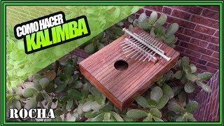 KALIMBA / DIY / COMO HACER