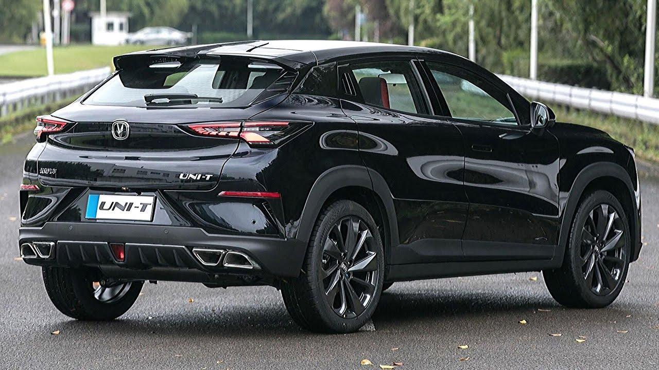 New 2020 Changan Uni T Best Looking Crossover Exterior And