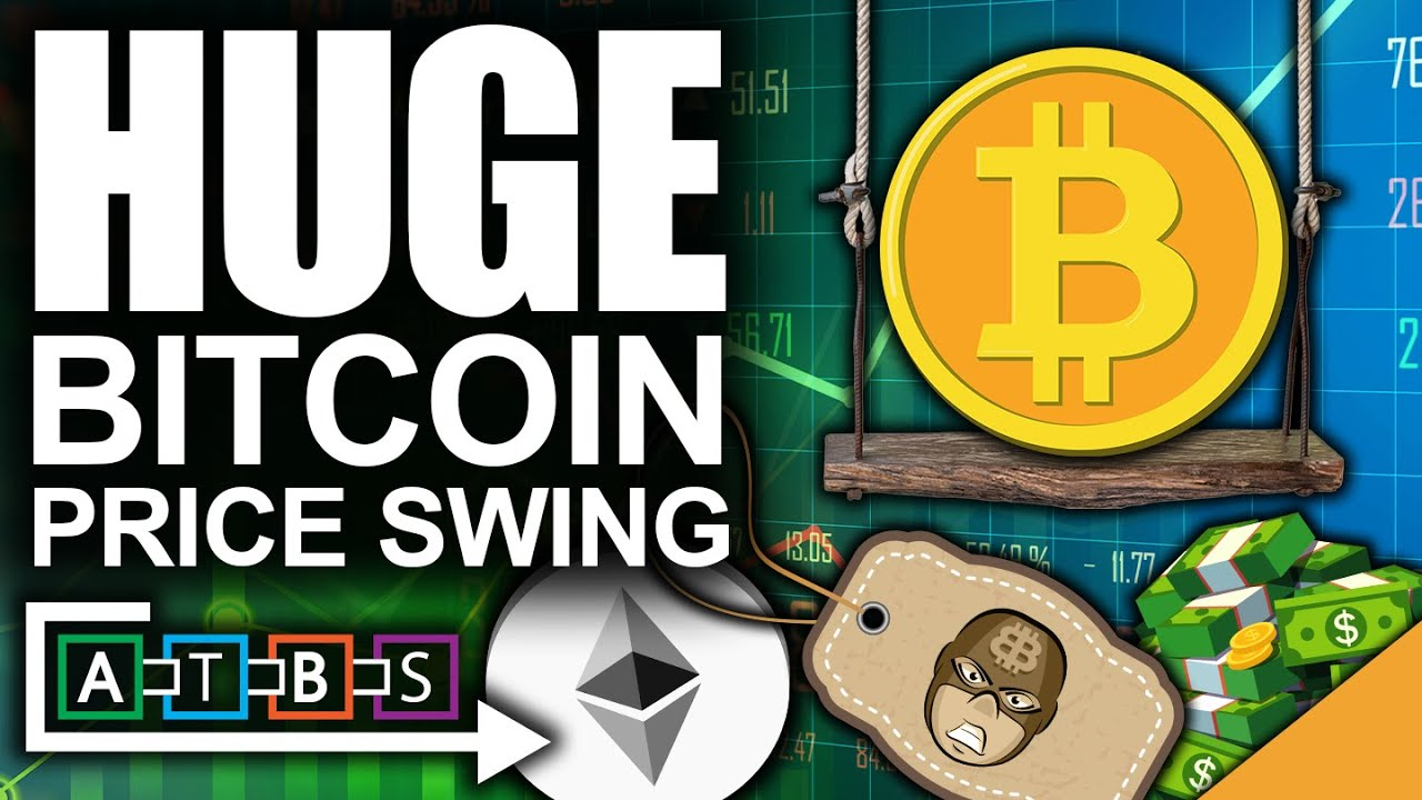 Massive Bitcoin Price Swing Incoming (Best Way To Stack More Crypto)