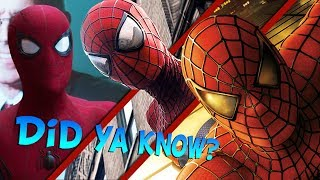 "5 ""Did Ya Know?"" facts about the Spider-Man Movies"
