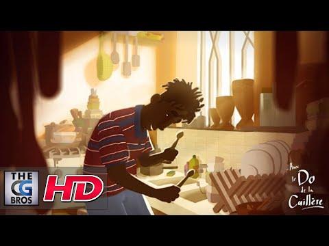 """CGI 3D Animated Short: """"It's All Graavy"""" (Avec le Do de la Cuillère) - by ESMA   TheCGBros"""