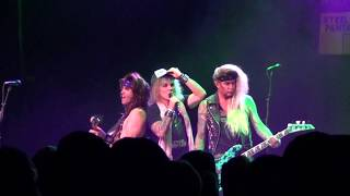Turn Up the Radio - Steel Panther at Rapids Theatre 9-28-18
