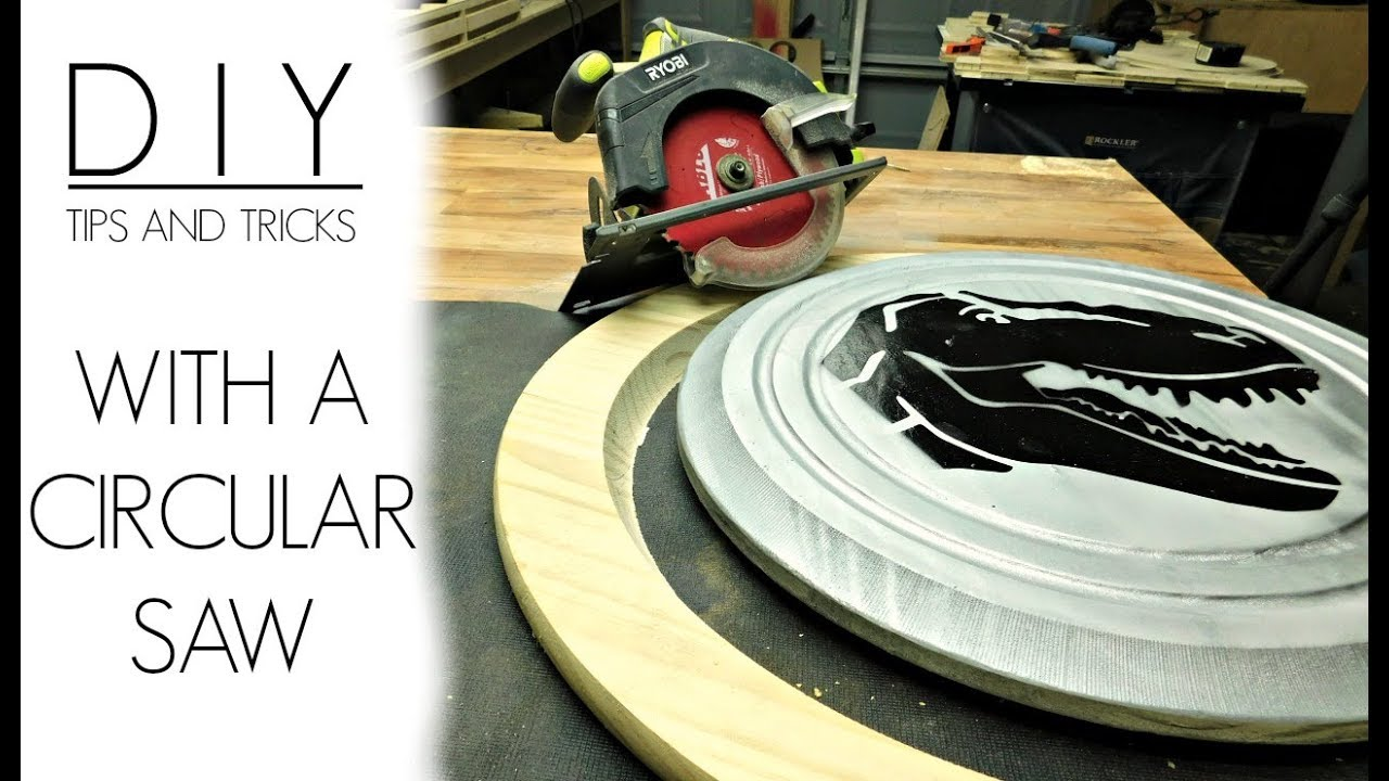 DIY –  Woodworking Tips and Tricks with a Circular Saw | Izzy Swan