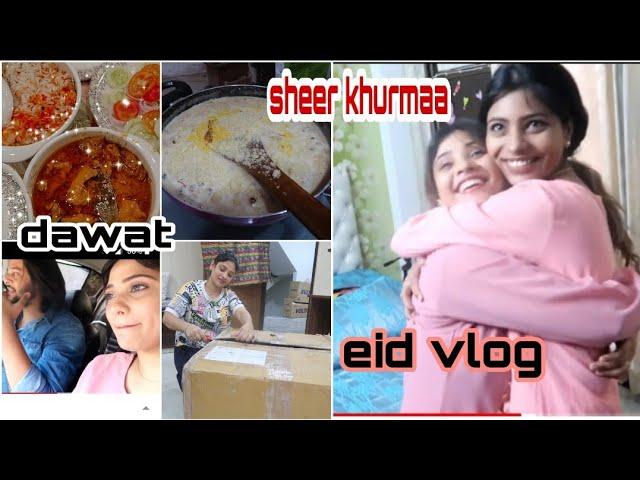 Eid vlog 2020 || lockdown wali Eid