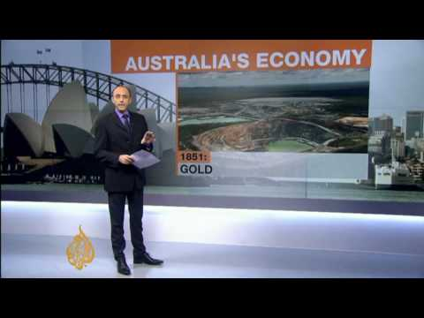 China's demand spurs Australian mining boom - 9 Jan 09
