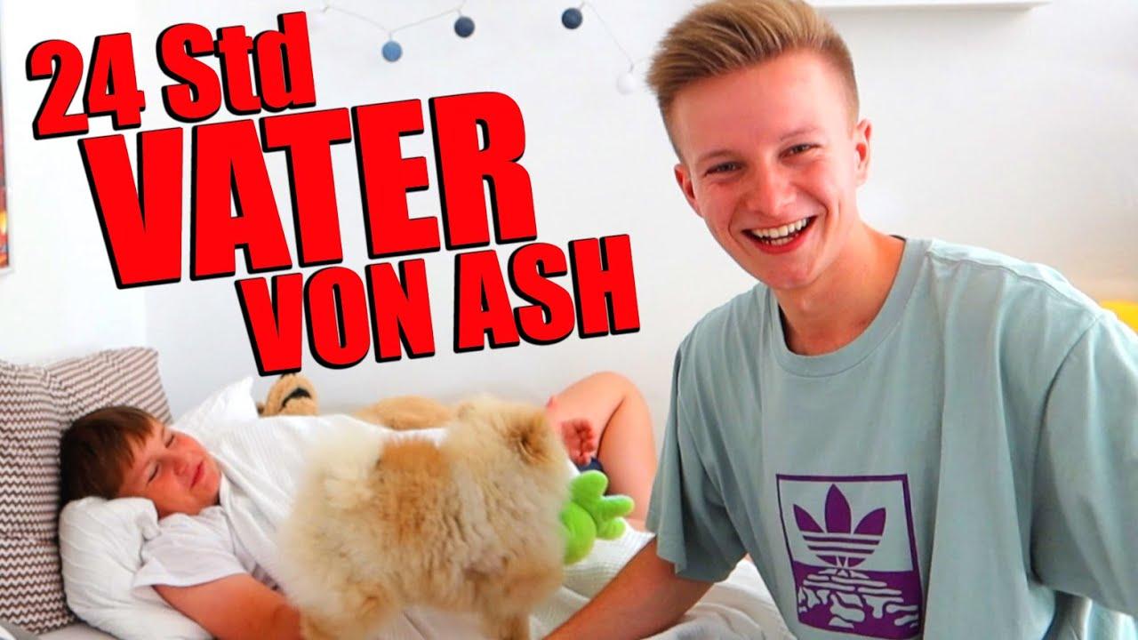 24 Std Vater von Ash 🤣 TipTapTube