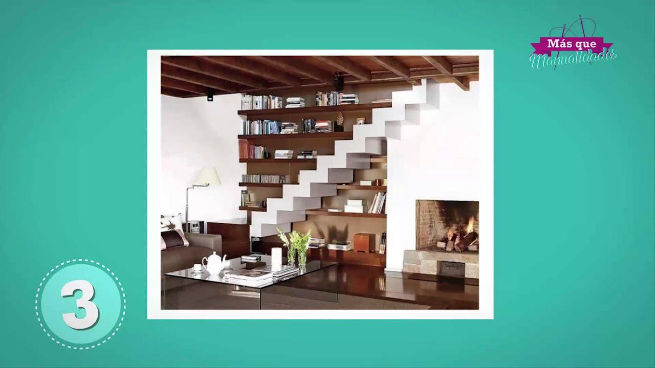5 soluciones para aprovechar el espacio vac o de tu casa - Aprovechar espacios en casa ...