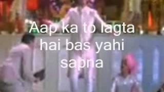 Pag Ghungroo Bandh-Karaoke & Lyrics-Namak Halal