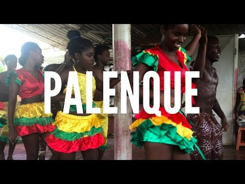 Palenque: Africa in Colombia | TRAVEL VLOG