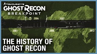 Tom Clancy's Ghost Recon Breakpoint: The History of Ghost Recon | Ubisoft [NA]