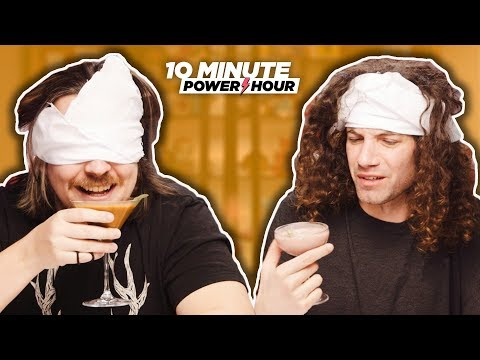 Thanksgiving Leftovers Cocktails! - Ten Minute Power Hour