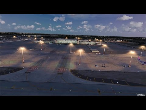 ✈ᴴᴰ FSX | LH Simulations | Budapest Liszt Ferenc International Airport