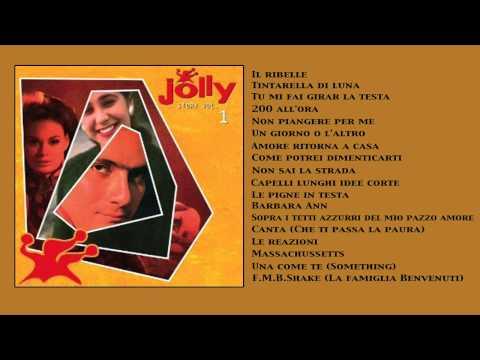 Artisti Vari - Jolly Italian Story Vol 1