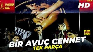 Bir Avuç Cennet  Tarık Akan Hale Soygazi Eski Türk Filmi Full İzle