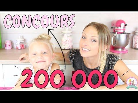 ♡• GRAND CONCOURS SPECIAL 200 000 ABONNÉS !! •♡