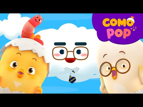 Como Pop | Kids Songs | Cloud Family | +More Kids Songs | Como Kids TV