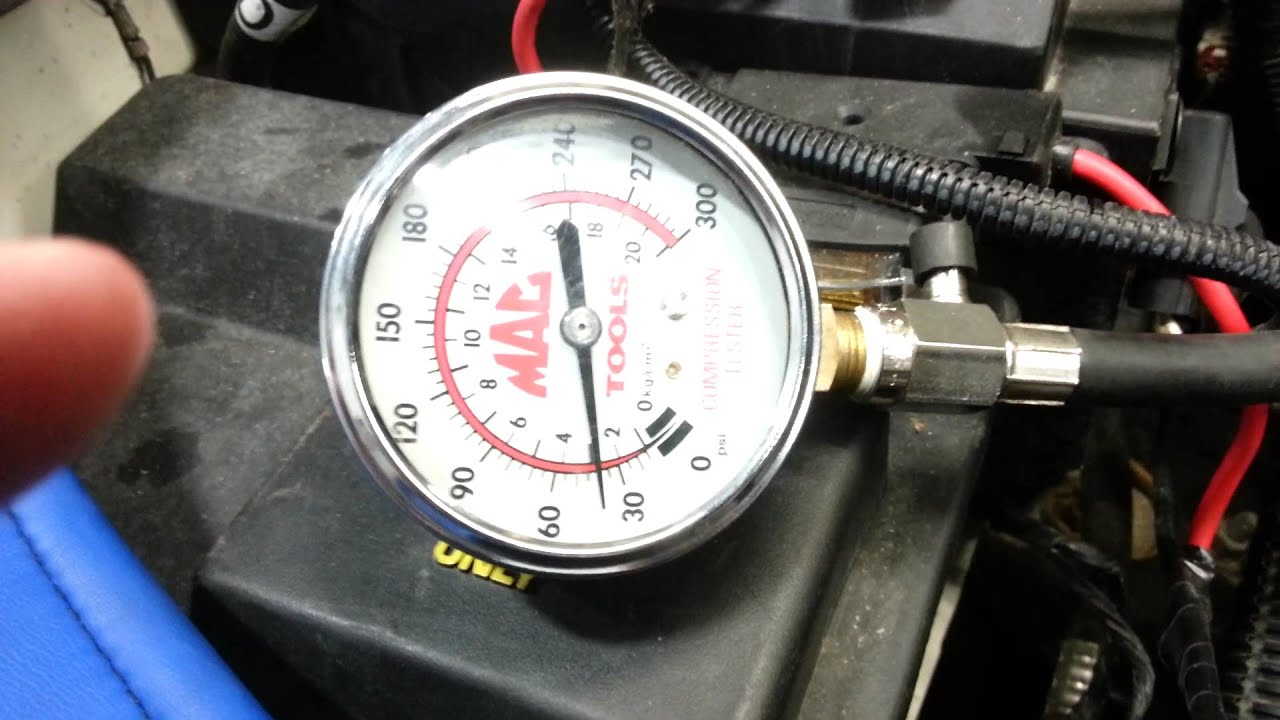 Blank cyl 2 compression promar engine youtube for Yamaha outboard compression test results