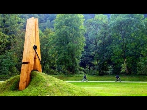 Самые необычные скульптуры и памятники мира
