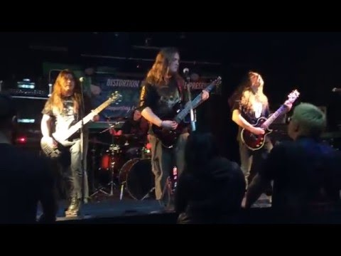 Scythra - Full Set - April 16th, 2016 @ Distortion, Calgary AB