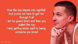 Charlie Puth Someone You Loved Lyrics Lewis Capaldi Cover.mp3