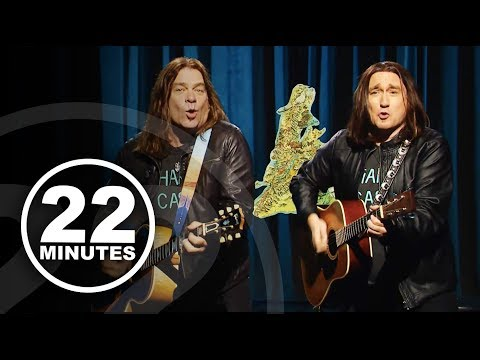 What are you at, Alan Doyle? | 22 Minutes