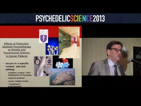 The NYU Training Program for Psychedelic Psychotherapy - Jeffrey Guss