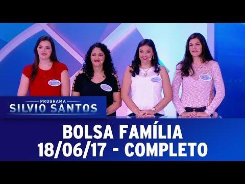Bolsa Família | Programa Silvio Santos (18/06/17)