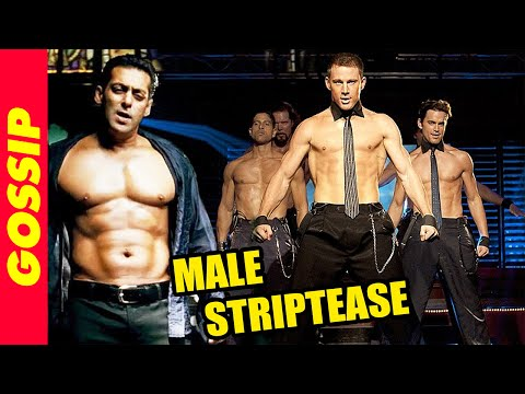 Salman Khan Next Film On Striptease - Bollywood Gossip 2016