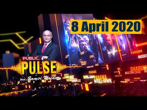 Public Pulse - Wednesday 8th April 2020