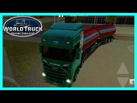 World Truck Driving Simulator | FUNNY DRIVING | Truck Games 3D | Android Gameplay FHD #6