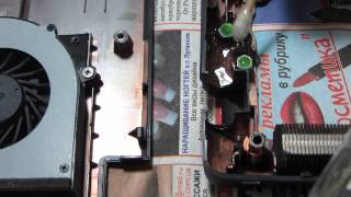 Ремонт корпуса Lenovo G570 оторваны петли(, 2014-06-27T13:03:34.000Z)