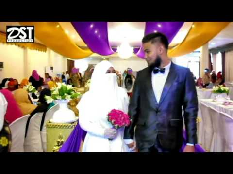 Omar esa wedding