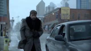 Lorne Malvo shooting rampage scene (FARGO)