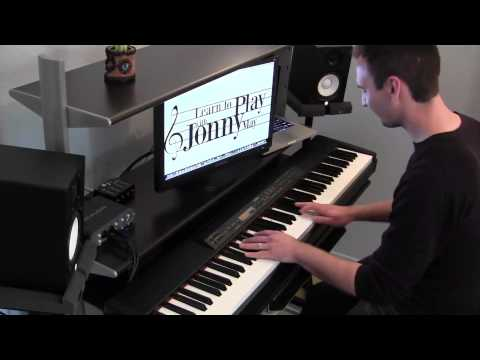 You've Got a Friend In Me - Piano Arrangement by Jonny May
