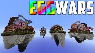 MI NOVIA ME DEJA!! NO!! - Egg Wars Minecraft